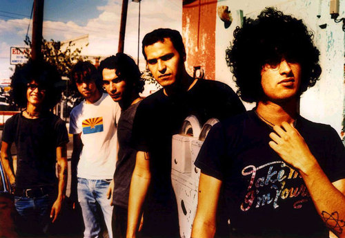 at the drive in: reunion!